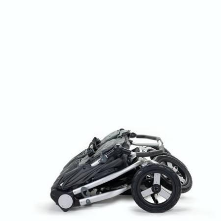 Bumbleride Wózek bliźniaczy Indie Twin Dawn Grey