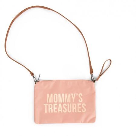 Childhome Torebka - saszetka Mommy's Treasures różowa