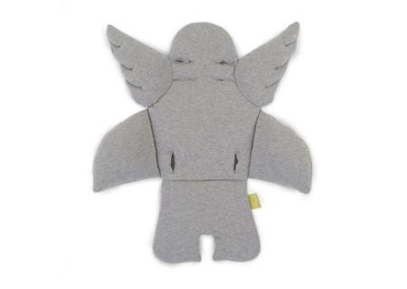Childhome Uniwersalny ochraniacz poduszka Angel Szara
