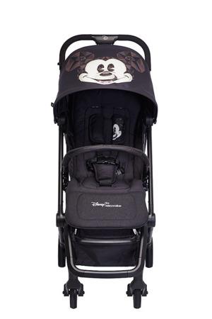 Disney by Easywalker Buggy XS Wózek spacerowy z folią przeciwdeszczową i pałąkiem Mickey Diamond