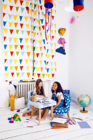 Fotelik Dziecięcy Len Pudrowy
