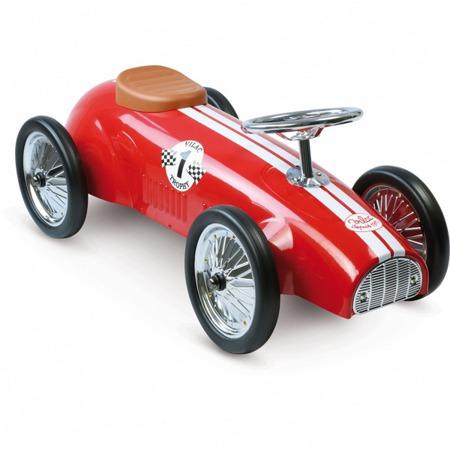 Jeździk metalowy Trophy Nr 1 czerwony, Vilac