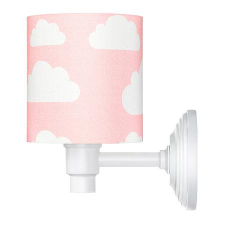 Kinkiet Chmurki Pink