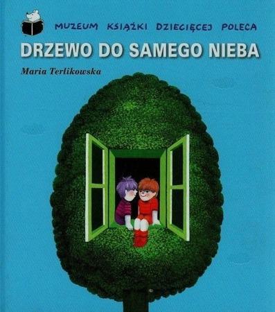 """Książka """"Drzewo do samego nieba"""""""