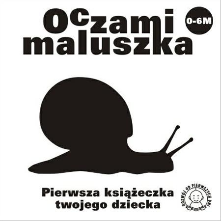 Książka Oczami Maluszka 0-6m