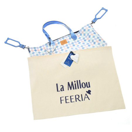 La Millou Premium Torba Large z saszetką Forest