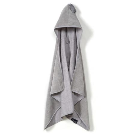 La Millou Ręcznik Bamboo Soft Kid Unicorn Rainbow Knight grey