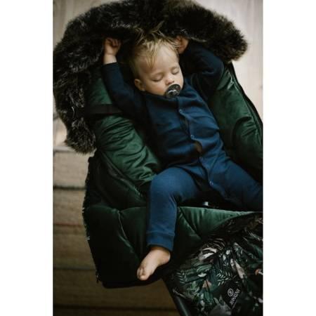 Makaszka Śpiworek do wózka 12-36 miesięcy Herbarium