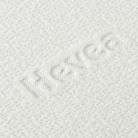 Materac lateksowo-kokosowy Hevea Krzyś 120/60 Aegis