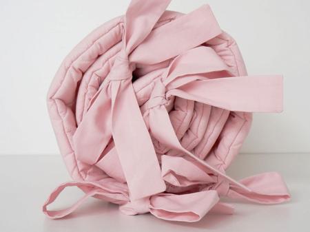Ochraniacz pikowany różowy, Dolly