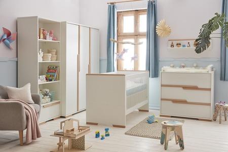 Pinio Snap Szafa 3 drzwiowa biała
