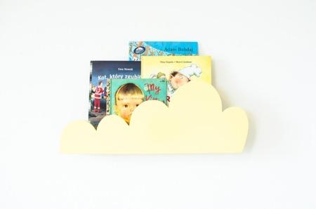 Półka Chmurka żółta