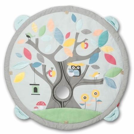 Skip Hop Mata edukacyjna Treetop grey/pastel