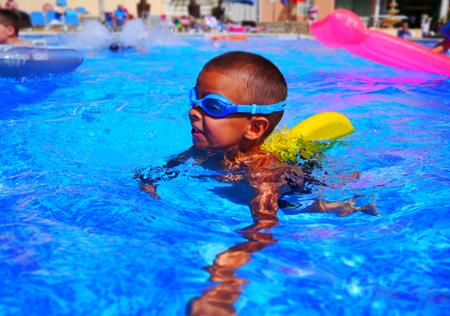 SwimFin Płetwa do nauki pływania lime