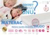 Materac wysokoelastyczny SnuDo Hevea 200/90 Aegis